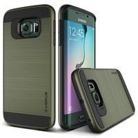 Verus Samsung Galaxy S6 Edge Case Verge Series Kılıf - Renk : Military