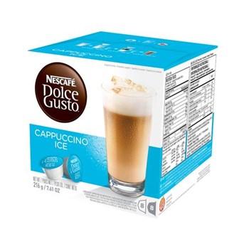 Nescafé® Dolce Gusto® Cappuccino Ice Kapsülü 24653551
