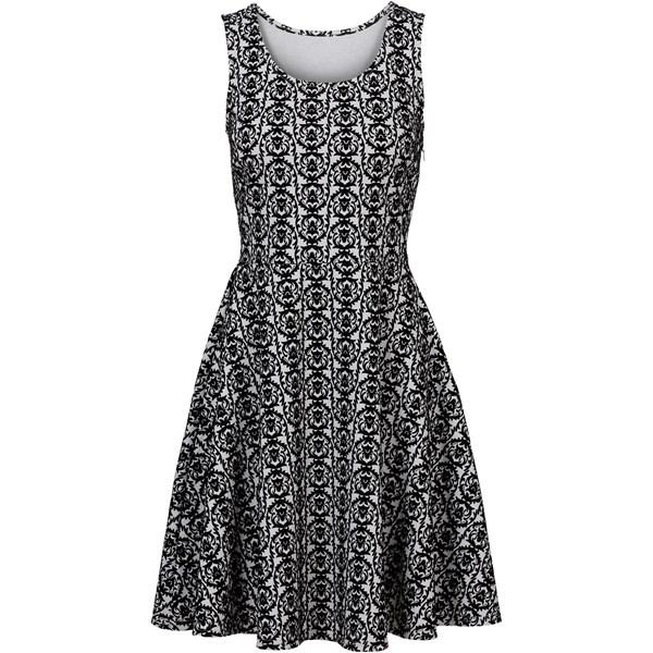 RAINBOW Baskılı elbise - Gri 32535305
