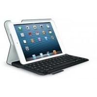Logitech 939-000646 Black Ipad Mini Folio Protective Carbon Case