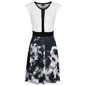 BODYFLIRT Penye elbise - Siyah 92410095 19474770