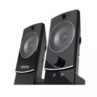 Jwin A-12 4W 2+0 Speaker Siyah