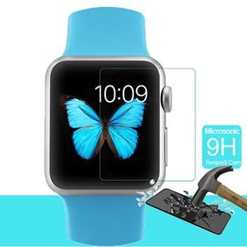 Microsonic Apple Watch 38mm Temperli Cam Ekran Koruyucu Kırılmaz Film