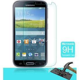 Temperli Cam Ekran Koruyucu Samsung Galaxy K Zoom Film