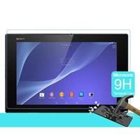 Microsonic Sony Tablet Z4 Temperli Cam Ekran Koruyucu Kırılmaz Film