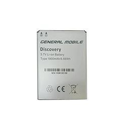 General Mobile Discovery 1 Batarya Orjinal