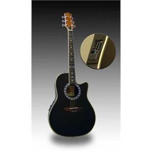 Extreme XAF60EQ4BK Elektro Akustik Gitar