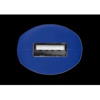 Araç Şarj Cihazı, 2Xusb,2000 Mah,Mavi