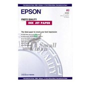 EPSON PHOTO INKJET PAPER A3 100AD 102gr