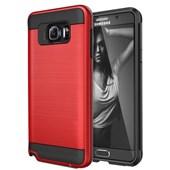 Microsonic Samsung Galaxy Note 5 Kılıf Slim Heavy Duty Kırmızı CS300-SHD-GLX-NOTE5-KRZ