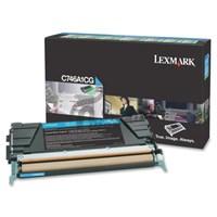 Lexmark C746-C748 7,000 Syf. Mavi Toner