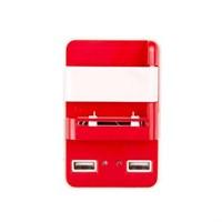 2 USB Çıkışlı Bower Batarya Şarj Aleti