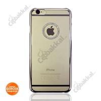iPhone 6 Swarovski Taşlı Frame Desenli Redlife Arka Kapak