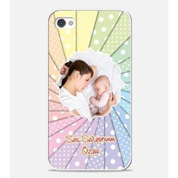 Kişiye Özel Fotoğrafınız ile Pastel Renkli Telefon Kılıfları