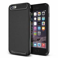 Verus iPhone 6 Plus Case Crucial Bumper Series Kılıf Renk Steel Silver