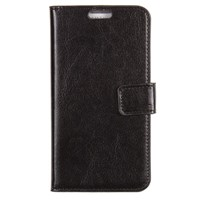 xPhone LG L70 Cüzdanlı Kılıf Siyah MGSAHNTY269