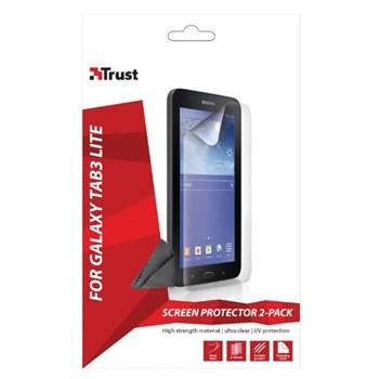 Trust 19951 Galaxy Tab3 Lite Ekran Koruyucu 2 Li