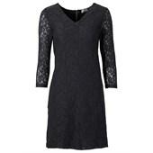 RAINBOW Dantel elbise - Siyah 93034895 18673222