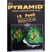 Pyramid Gitar Aksesuar Pena 12 Adet Pyramid 0.70 Mm Medium 555Cp 31639870