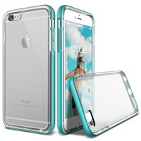 Verus iPhone 6/6S Crystal Bumper Series Kılıf - Renk : Mint