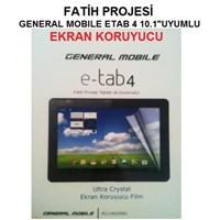 General Mobıle E-Tab 4 Tablet İçin Ekran Koruyucu