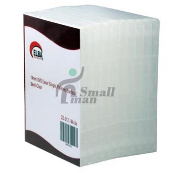 ELBA QD-312.14A.Se 1Lİ ŞEFFAF 14mm DVD Case (KUTU)