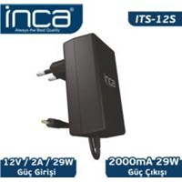 INCA 12V 2A Universal Tablet Şarj Adaptörü