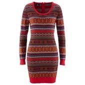 Bpc Bonprix Collection Örgü Elbise Kırmızı - 16127249