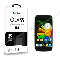 Eiroo General Mobile Discovery Tempered Glass Cam Ekran Koruyucu