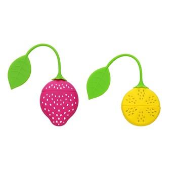 Tantitoni Silikon Meyve Şekilli Çay ve Bitki Demleme Topu