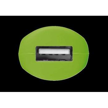 Araç Şarj Cihazı, 2Xusb,2000 Mah,Yeşil
