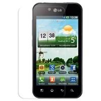 LG P970 Optimus Anti Glare Mat Ekran Koruyucu Tam 3 Adet