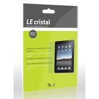 be.ez LE cristal Matt Finish iPad 2/iPad 3. Nesil Ekran Koruyucu Film