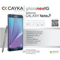 CAYKA SAMSUNG NOTE 5 GLASSNEXT - 2526