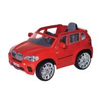 Sunny Baby Bmw X5 Akülü Araba Kırmızı