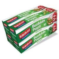 Koroplast Buzdolabı Poşeti Orta Boy 4 Al 3 Öde Paketinde 25716023