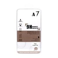A7 Temperli Samsung Galaxy S Duos S7562 Cam Ekran Koruyucu