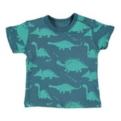 Baby&Kids Dinozor Tshirt Petrol 3 Yaş 25051448