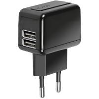 1000 mAh İki USB Portlu Seyahat Şarj Cihazi