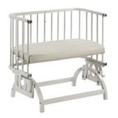 Baby Tech 103 Anne Yanı Beşiği Beyaz 24650721