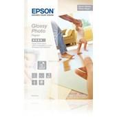 Epson C13S042044 Glossy Photo Paper,10X15Cm,20 Sayfa
