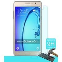 Microsonic Samsung Galaxy On7 Temperli Cam Ekran Koruyucu Kırılmaz Film