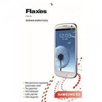 Flaxes FEK-3S Galaxy S3 Ekran Koruyucu