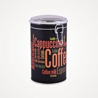 Klipsli Koyu Renk Kahve Kutusu 26499444