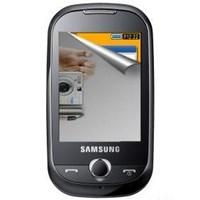 Samsung S3650 Corby Ekran Koruyucu Tam 3 Adet