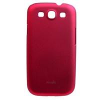 Moshi Samsung Galaxy S3 Çizilmez Kılıf(Kırmızı)
