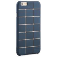 IP-654 Mavi iPhone 6 Plus 5.5 Desenli Koruyucu Kılıf
