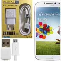 Samsung Samsung i9500 Galaxy S4 USB+Traveller Şarj Cihazı