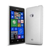 Microsonic Rubber Kılıf Nokia Lumia 625 Beyaz