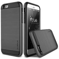 Verus iPhone 6 Plus/6S Plus Case Verge Series Kılıf - Renk : Steel Silver